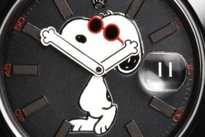Would you splash out $20,000 for a limited edition Snoopy watch?
