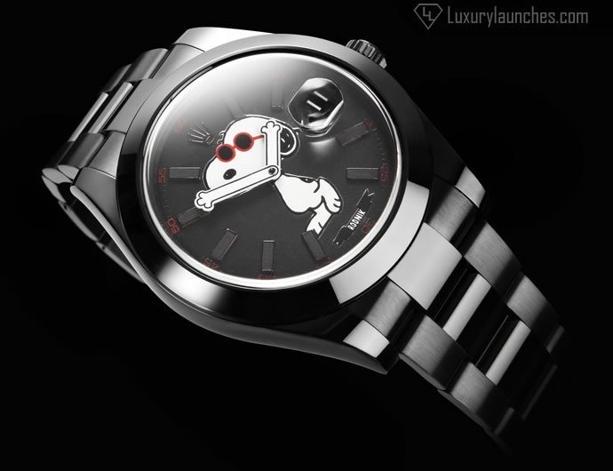 Would you splash out 20 000 for a limited edition snoopy watch for Snoopy watches