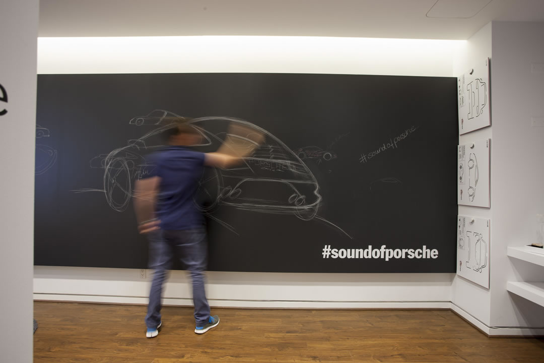 Porsche Teams Up With Bose For A Three Week Multi Sensory
