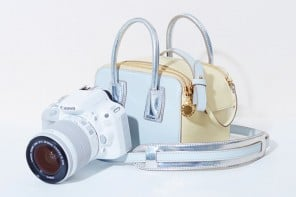 Stella McCartney and Canon collaborate on limited edition 'Linda' camera bag
