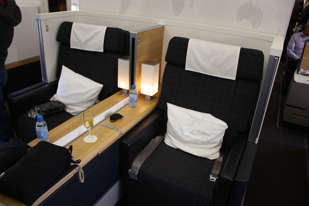 The 11 Best First Class Seats In World And Their