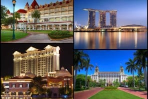 Top 10 hotels around the world that are popular with multi-millionaires