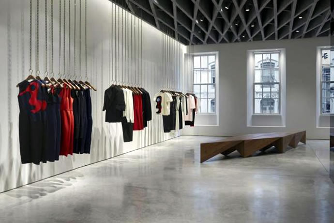Inside Victoria Beckham S Debut Boutique
