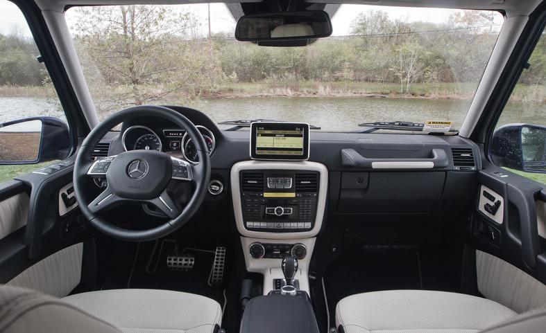 35th Anniversary Mercedes Gel Ndewagen Celebrates Ruggedness With Luxury