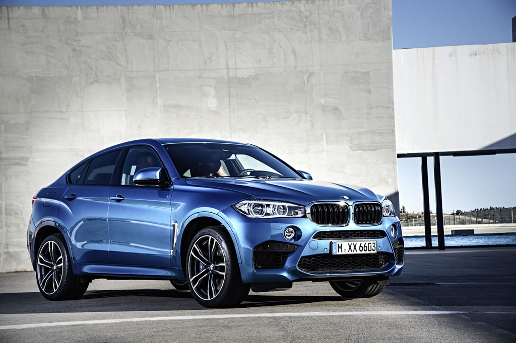 The 567 Hp Bmw X5 M And X6 M Officially Unveiled Ahead Of