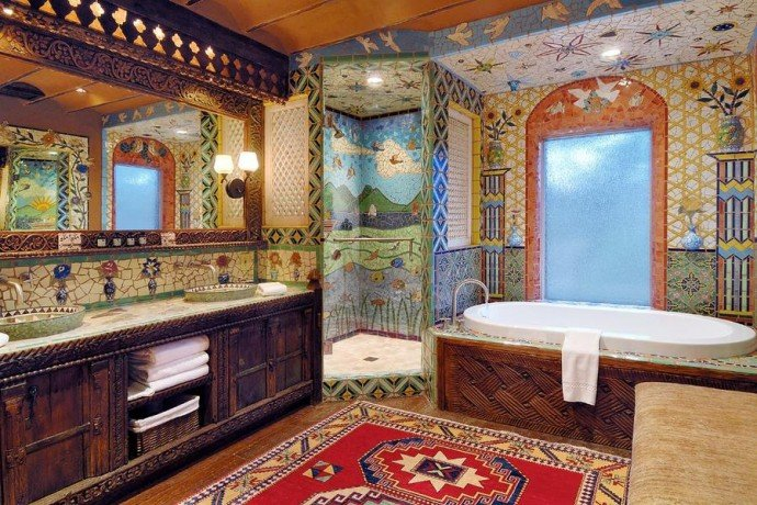 Best hotel bathrooms