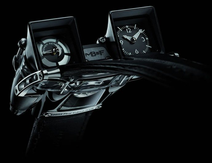 MB&F HM4 Final Edition