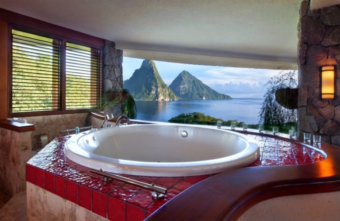 Sanctuary at Jade Mountain