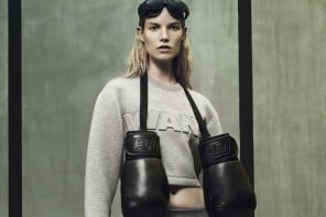 It's here! The Alexander Wang x H&M collection