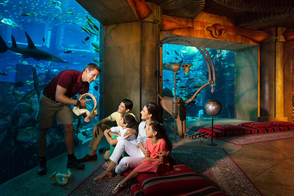 Suite of the week  The incredible Underwater Suites at Atlantis The Palm   Dubai. Suite of the week  The incredible Underwater Suites at Atlantis