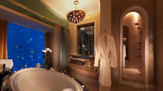 Underwater Suite Bathroom