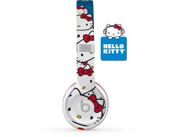 Beats By Dr Dre Releases Custom Hello Kitty Headphones To Celebrate Its 40th Anniversary Luxurylaunches