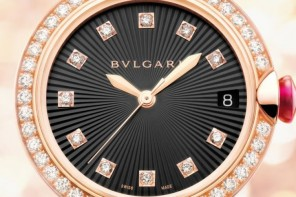 Bulgari's new LVCEA watch shines through the brand's 130 years