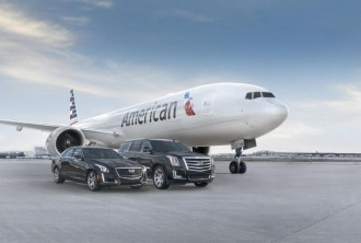American Airlines And Cadillac