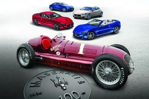 Maserati celebrates centennial year with epic driving events across the USA
