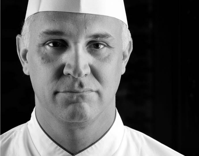 Chef Herve Courtot