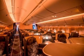China Airlines swanky new airplane comes complete with a tea lounge and a cocktail bar