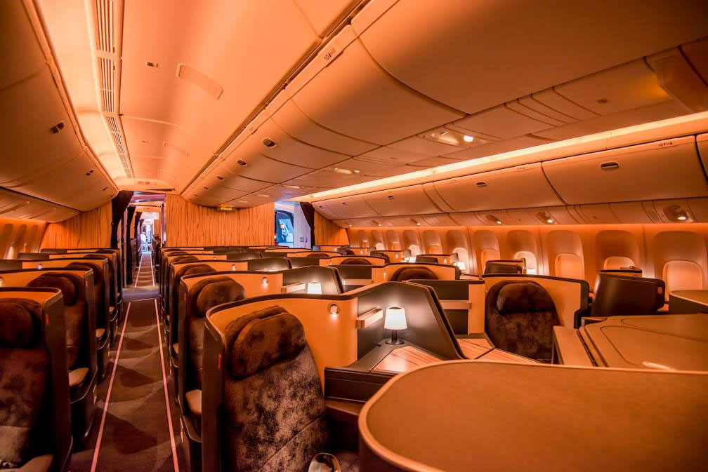 China Airlines Swanky New Airplane Comes Complete With A