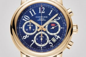 Limited edition Chopard Mille Miglia timepiece celebrates Porsche Club of America's 60th anniversary