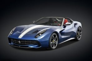 Ferrari introduces limited edition F60america to celebrate 60 years in North America