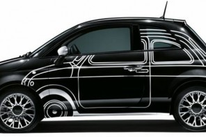 Fiat 500 Ron Arad Edition pays tribute to the original 500
