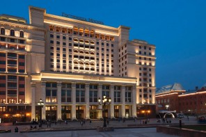 Russia's latest luxe address: Four Seasons Hotel Moscow is now open for business