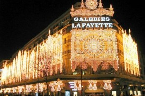 Galeries Lafayette plans to open second Parisian flagship
