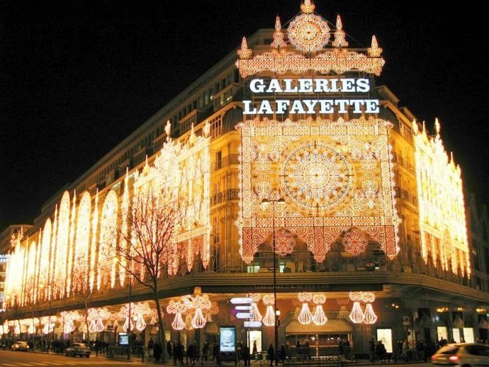 Best Luxury Cars To Lease >> Galeries Lafayette plans to open second Parisian flagship