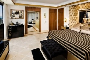 The worlds first Moët & Chandon Suite debuts at Gran Meliá Don Pepe, Marabella – Here is a sneak peak