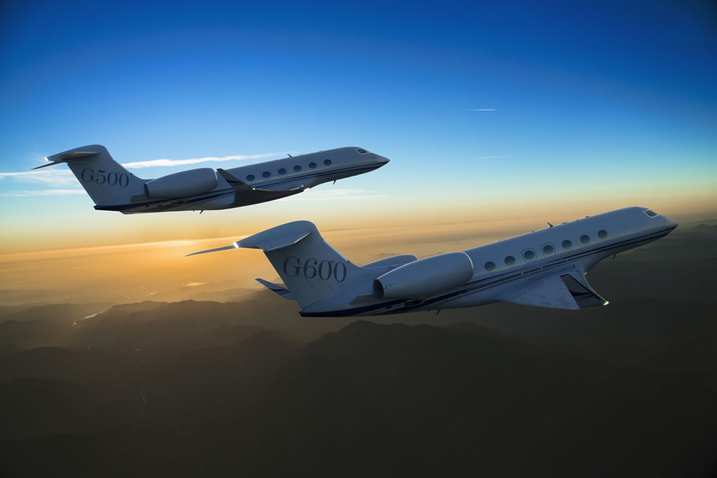 Gulfstream introduces two new luxury jets with extra-wide cabins and cutting edge tech -