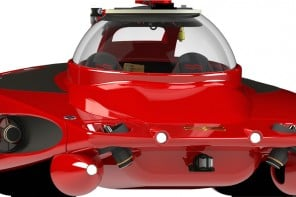 U-Boat Worx compact HP Sport Sub 2 the Ferrari of personal submersibles