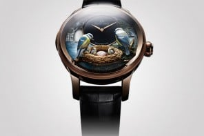 Jaquet Droz Bird Repeater Openwork is a magnificent blend of modern and traditional watchmaking