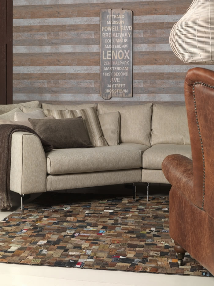 Carpets made of Denim are here to enhance your interiors