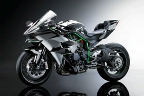 2015 Kawasaki Ninja H2R revealed; it's a 300hp supercharged carbon fiber clad monster