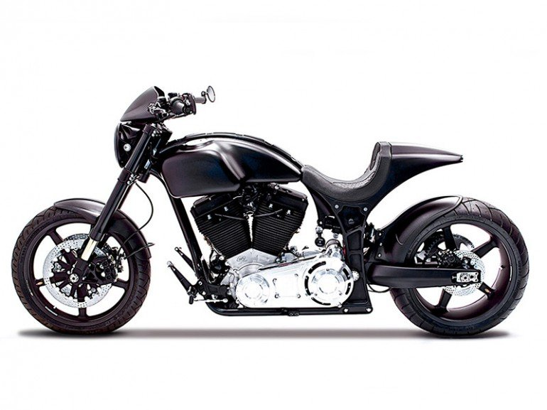 Keanu Reaves company unveils its first motorcycle the KRGT-1