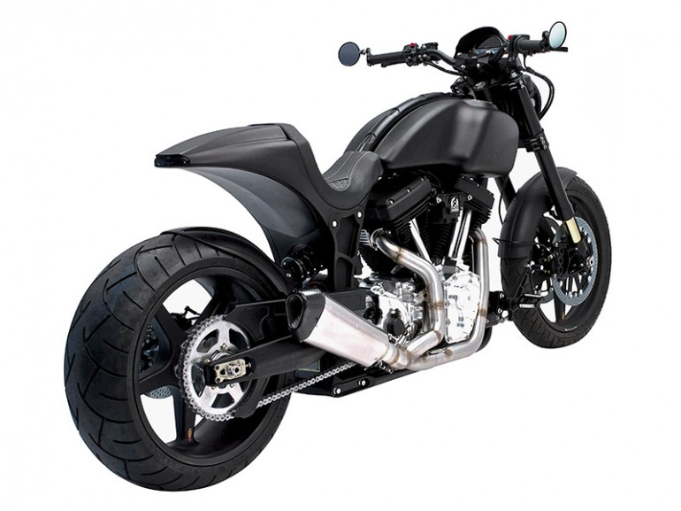 World Of Wheels 2018 >> Keanu Reaves company unveils its first motorcycle the KRGT-1