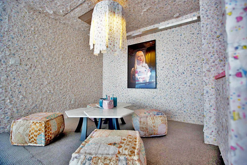 The line hotel in la reveals much anticipated hello kitty rooms for Home designer suite 2014 review