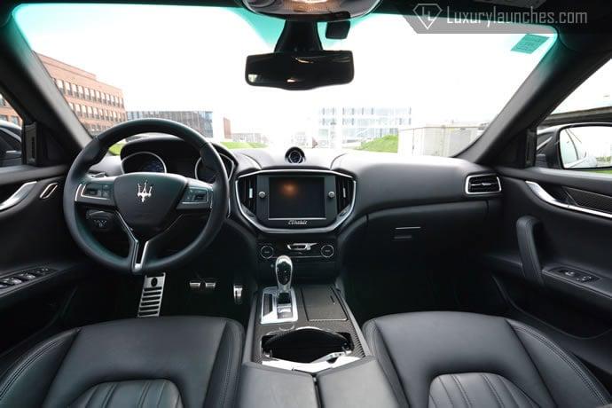 Maserati Ghibli S Q4 0 60 >> Review: Maserati Ghibli S Q4: Italian Seducer