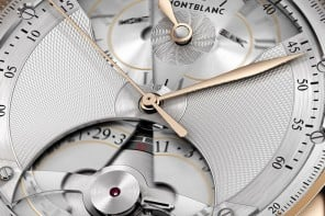 Montblanc Metamorphosis II timepiece launched; reinterprets an innovative transforming dial