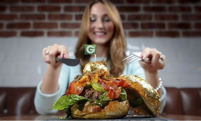 A Burger To Remember: The $1,800 'World's Most Expensive Burger' : Luxurylaunches