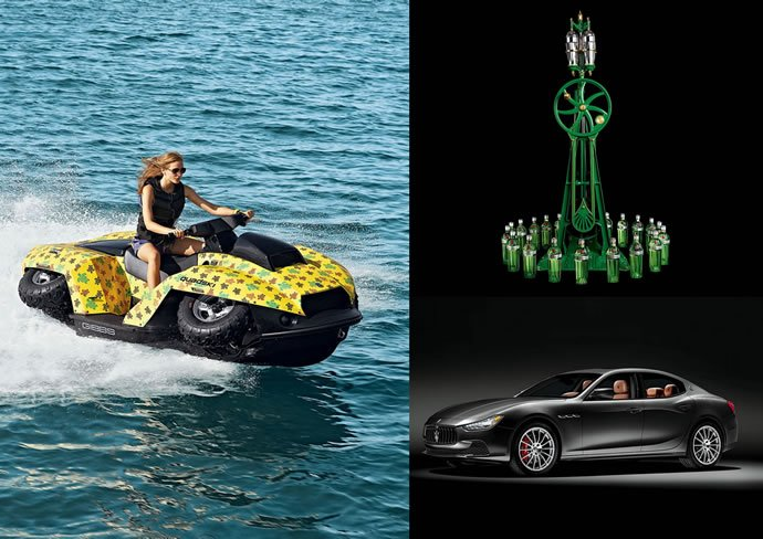 we pick the 5 most extravagant things to buy from the neiman marcus 2014 christmas gift book