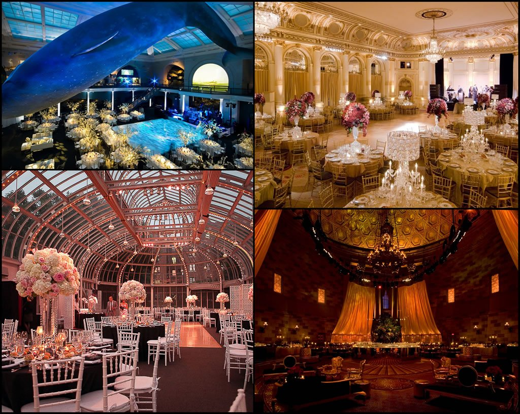Here are the 5 most exclusive wedding venues in new york for Small wedding venues ny
