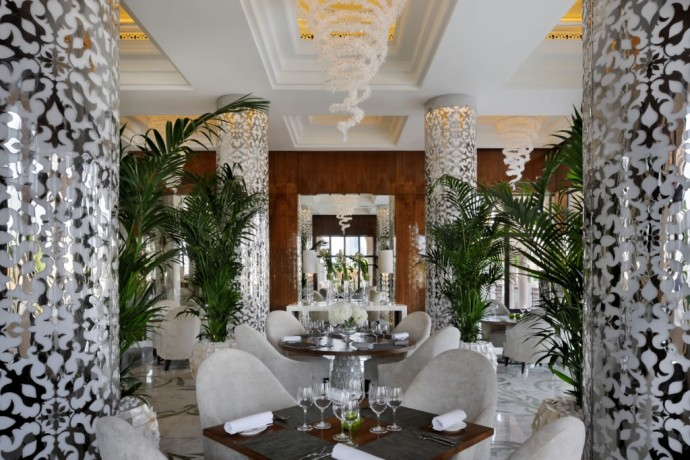 The Palm Beach Junior Suite Restaurant