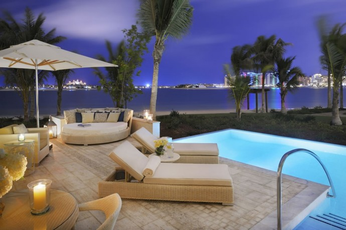 The Palm Beach Junior Suite Pool