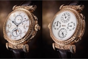 $2.6 million Patek Philippe Grandmaster Chime is world's most sophisticated wristwatch