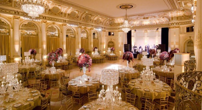 As One Of The Most Exclusive Venues In Nyc Plaza Hotel Upper East Side Transforms Any Ceremony Into Important Wedding Ever Held
