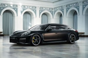 2015 Porsche Panamera line-up gets an Exclusive Series Special Edition