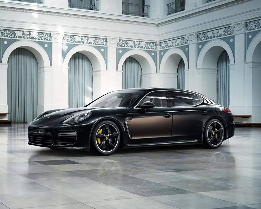 2015 Porsche Panamera Line Up Gets An Exclusive Series
