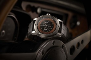 Ralph Lauren Automatic Chronograph watch is tribute to his 1938 Bugatti 57SC Coupe