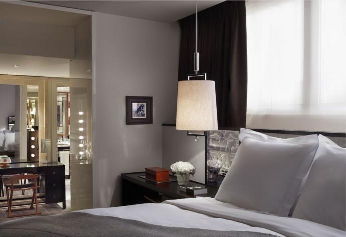 Cupola Suite Bedroom